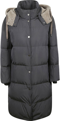 Brunello Cucinelli Long Padded Jacket