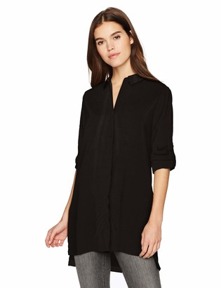 Kenneth Cole Women's Tunic Shirt