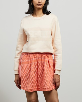 Cecilie Copenhagen Women's Neutrals Sweats - Manila Sweater - Size XS at The Iconic