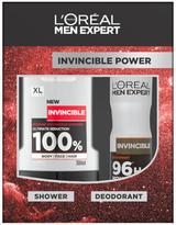 LOréal Men Expert L'Oreal Men Expert Invincible Power Gift Set
