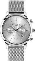 Thomas Sabo Eternal Rebel Chronograph Stainless Steel Mesh Bracelet Watch