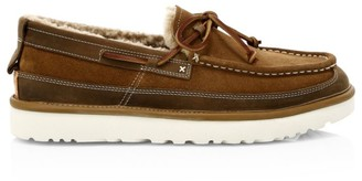 UGG Dex Dyed Shearling Lined Loafers