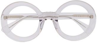 Epos Cassandra round-frame glasses