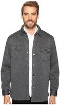 Tommy Bahama Fireside CPO Long Sleeve Knit Shirt