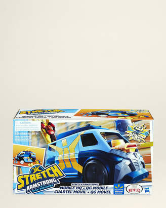 Hasbro Stretch Armstrong And The Flex Fighters Mobile HQ