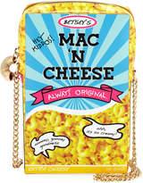 Betsey Johnson Smack 'N Cheese Crossbody Bag