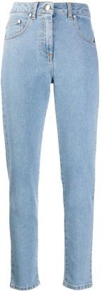 Chiara Ferragni High-Rise Skinny Fit Jeans