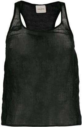 Le Kasha Elminya vest top