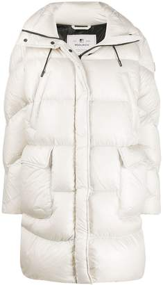Woolrich padded down coat