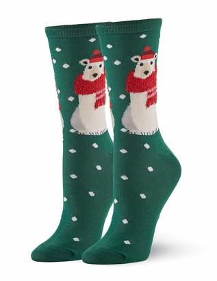 Hue Women's Holiday Stuffer Sock