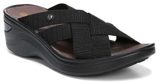 Bzees Disco Wedge Sandal