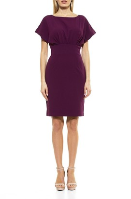 Alexia Admor Maria Boatneck Dress