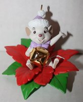 Disney President's Edition Ornament: Bianca (from The Rescuer's)