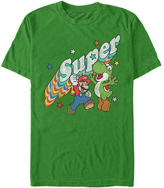 Fifth Sun Men's Tee Shirts KELLY - Kelly 'Super' Yoshi Tee - Men