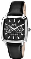 Limit Men's Quartz Watch with Black Dial Analogue Display and Black Strap 5888.25