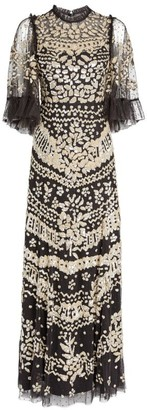 Needle & Thread Sequin Anais Gown