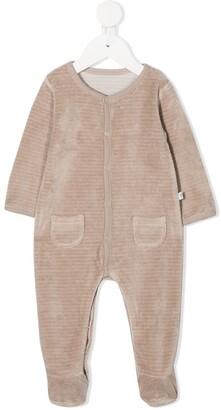 Absorba Ribbed Long-Sleeved Pajama