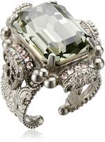 """Sorrelli French Blush"""" Anything But Ordinary Cocktail Ring"""