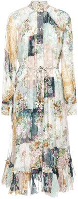 Zimmermann Printed Dress