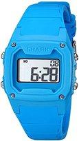 Freestyle Unisex 102003 Shark Retro 80s Aqua Blue Digital Sport Watch