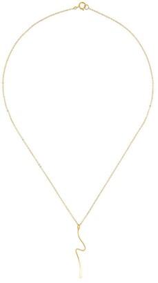 Petite Grand Open Road necklace
