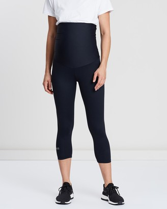 Brasilfit Maternity Mid-Calf Leggings
