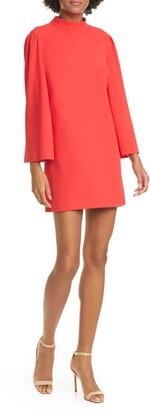 Alice + Olivia Bailey Bell Sleeve Dress