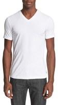 Armani Collezioni Men's V-Neck T-Shirt