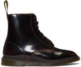 Dr. Martens Burgundy Winchester II Boots