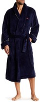 Tommy Bahama Plush Long Sleeve Robe