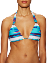 Vix Paula Hermanny Al Mare Bia Tube Bikini Top