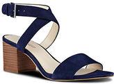 Nine West Gondola Suede Sandals