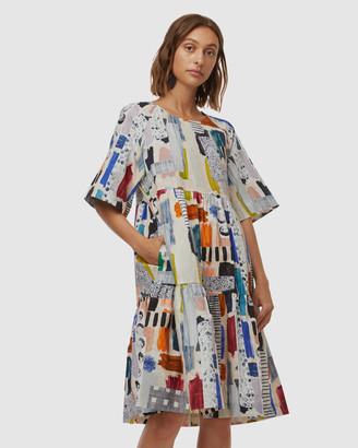 gorman Palm Reader Dress