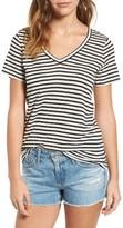 AG Jeans Women's Kiara Stripe Tee