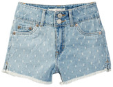 Levi's Levi&s High Rise Novelty Short (Big Girls)
