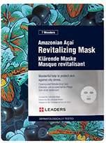 Leaders 7 Wonders Revitalizing Cleansing Mask, Amazonian Açai