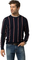 Tommy Hilfiger Stripe Crewneck Sweater