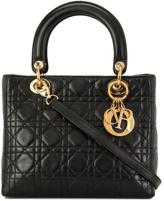 Christian Dior pre-owned Lady Cannage handbag