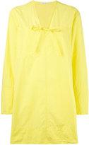 Tomas Maier tunic dress - women - Cotton - 4