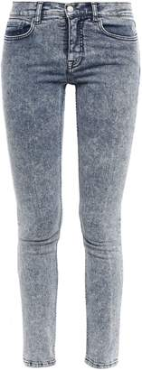 Victoria Victoria Beckham Victoria, Victoria Beckham Low-rise Skinny Jeans
