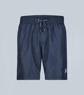 Dolce & Gabbana Technical fabric swim shorts