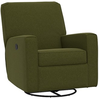 Pottery Barn Kids Charleston Square Arm Swivel Glider & Recliner