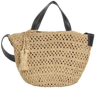 Stella McCartney Crochet bucket bag
