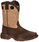 """Durango Children's Boot DBT0118 Lil' Rebel 8"""" Saddle"""