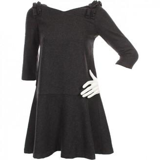 Jill Stuart Grey Wool Dress for Women