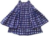 Christian Dior Blue Cotton Dress