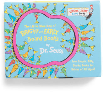 Little Blue Box Of Bright And Early Board Books Box Set