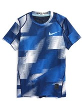 Nike Boy's Pro Cool Fitted Dri-Fit T-Shirt