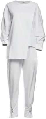 Z.G.Est Sport Set Assymetric White