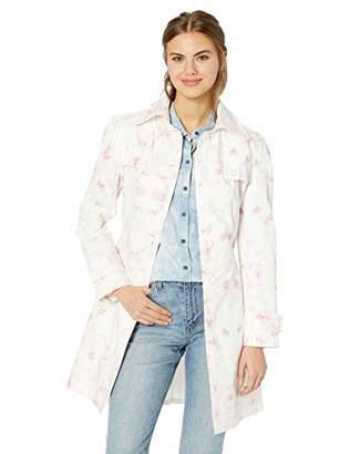 Nanette Lepore Women's Spring Poplin Jacket